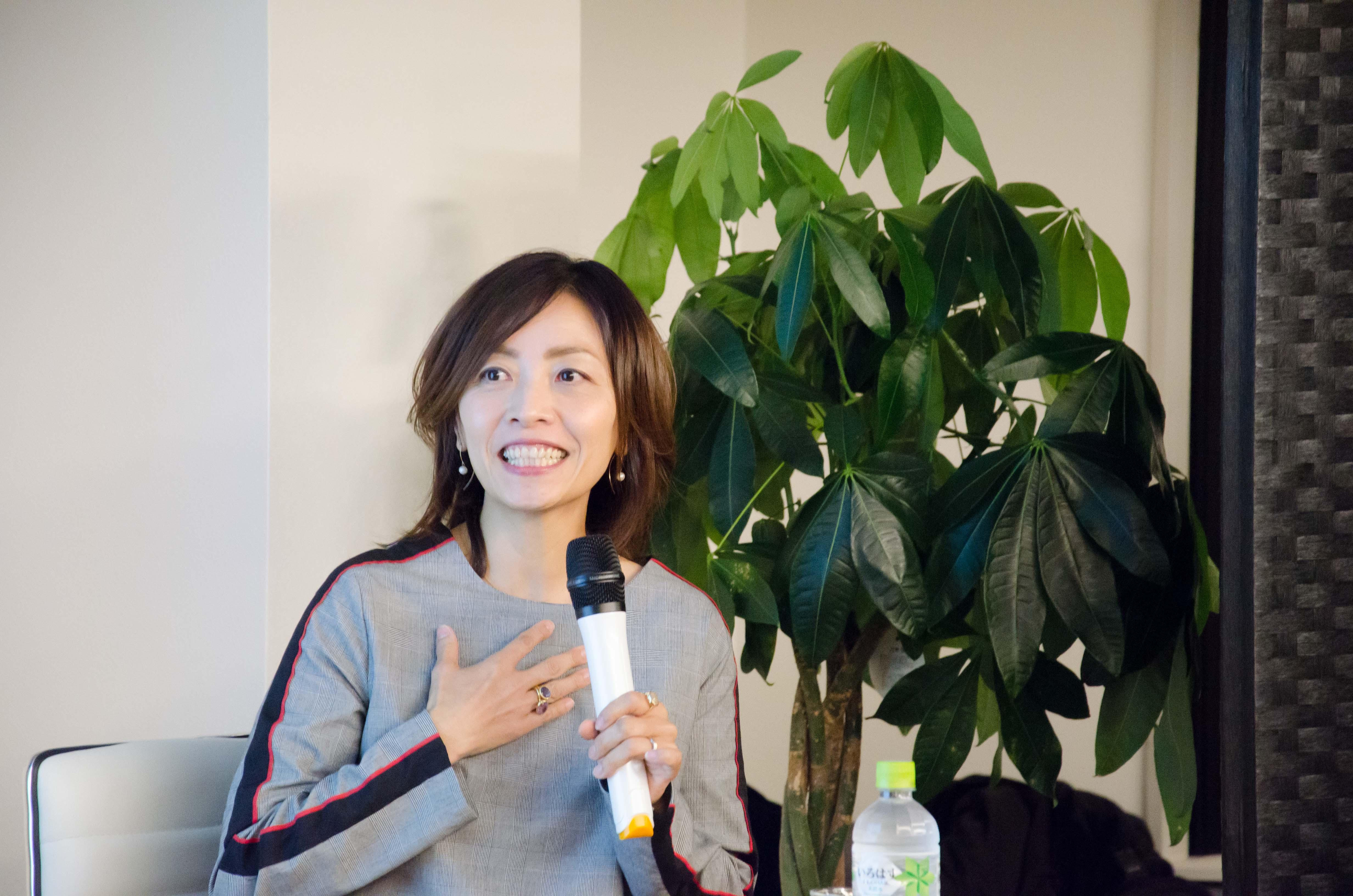 「人生集中したら2年でなんとかなる」ーー元ルイ・ヴィトン斉藤麻子さんの働く人のためのポジティブ思考 #トップセミナー.vol15|BEYOND CAFE(ビヨンドカフェ)